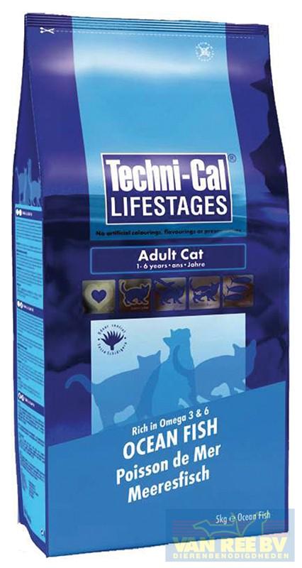 Techni-Cal Ocean Fish  2 KG
