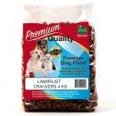 Premium Bestfood  Lam/Rijst Crackers 10 KG