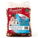 Premium Bestfood Lam/Rijst Menu Crackers 10 KG