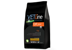 Vet-Line Cat Adult Kip  4 KG