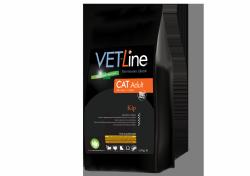 Vet-Line Cat Adult Kip  4 KG