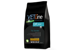 Vetline Cat Adult Vis 4 KG